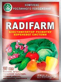 Стимулятор роста Radifarm, 25 мл ( Valagro)