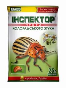 ИНСПЕКТОР ПРОТИВ КОЛОРАДСКОГО ЖУКА, Агрохімпак (Україна)